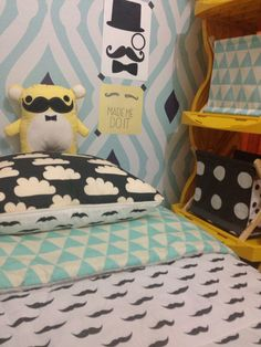 Sr Bigode Toddler Bed, Projects, Room, Furniture, Home Decor, Style, Moustaches, Baby Room Boys, Grandchildren