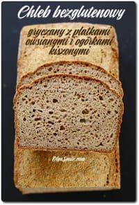 Chleb bezglutenowy z ziołami przepis Olga Smile Banana Bread, Gluten Free, Vegan, Baking, Food, Kitchen, Glutenfree, Cooking, Bakken