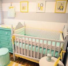 Enxoval de bebê moderno - Uauá Baby