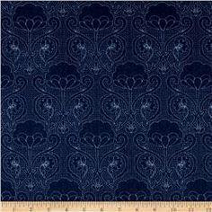 Art Gallery Denim Print Stitched-Ochi