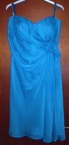 **BNWT** Bridesmaid / Party / Prom Dress - Size 16 **Beautiful**