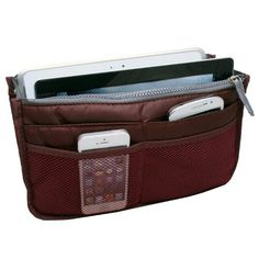 Services for You Handbag Pouch Bag in Bag Organiser Insert Organizer Tidy Travel Cosmetic Pocket -Wine Services for you http://www.amazon.com/dp/B00GA6SOV0/ref=cm_sw_r_pi_dp_NrsXub11DNKED