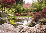 Ideas for Oriental Garden Landscape