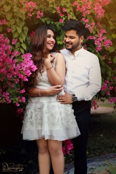 Fresh, cute, and romantic is how you will describe these prewedding photos by Lenseyezia Productions Pre Wedding Poses, Wedding Couple Poses, Couple Posing, Wedding Couples, Wedding Photoshoot, Wedding Shoot, Wedding Dresses, Wedding Blog, Indian Wedding Photography