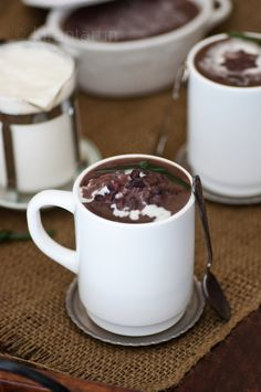 Adzuki Red Bean Porridge: a Southeast Asian staple dessert