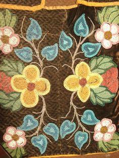 ojibway beadwork | Ojibwa beading | Flickr - Photo Sharing!