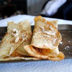how to make thin dutch crepe pancakes