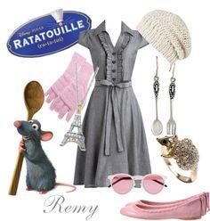 """Remy"" by princesschandler on Polyvore"