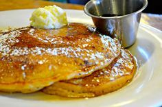 Luci's Healthy Marketplace Adds Pumpkin Pancakes to the Menu for Fall
