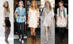 taylor swift boho style - Yahoo Image Search Results