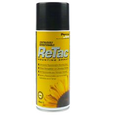 Permajet ReTac Mounting Spray 400ml - Photo Paper Accessories - Printers & Scanners - Harrison Cameras V2