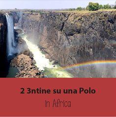 2 3ntine su una Polo alla conquista dell'Africa