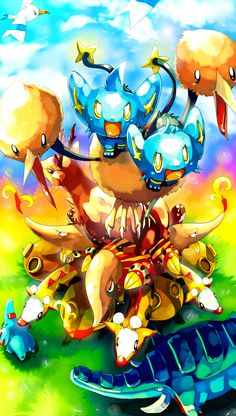 Pokemon : Can't wait to be king by Sa-Dui.deviantart.com on @deviantART