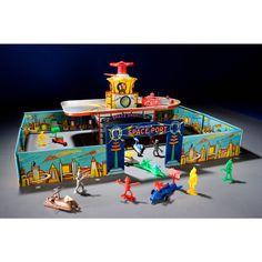 Toy, Captain Video, Superior Space Port
