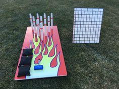cornbowl game, games, lawn game, backyard game, cornhole, tailgating game, camping, beach game, family fun,  Ready to ship by gameinnovation on Etsy https://www.etsy.com/listing/490707352/cornbowl-game-games-lawn-game-backyard