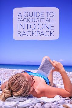 The Ultimate Packing Guide For Ladies Going Around The World