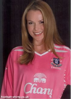 everton fc pink shirt for girls - #efc