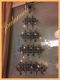 Innostu - Onnistut: Joulukuusi sai koristeet Xmas Decorations, Winter Wonderland, Diy And Crafts, Christmas Crafts, Creative, Projects, Inspiration, Xmas, Manualidades