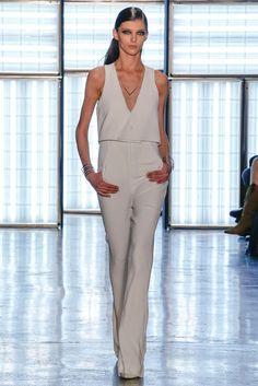 Cushnie et Ochs Fall 2015 Ready-to-Wear Fashion Show - Anastasia Lagune