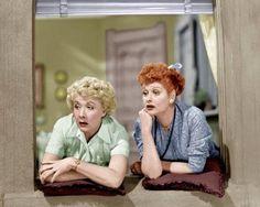 I Love Lucy & Vivian