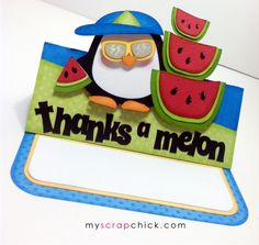 myscrapchick: 10 Cool Summer Cards for Inspiration