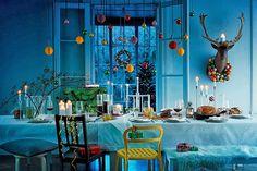 inspiration christmas velas candles fotógrafo  Ideas para ambientes navideños!