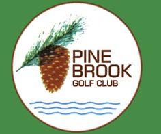 Pine Brook Golf Club  11043 Durkee Road  Grafton, Ohio Crests, Golf Clubs, Ohio, Pine, Golf Courses, Logos, Pine Tree, Columbus Ohio, Logo