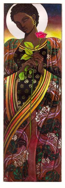 It's A Black Thang.com - Keith Mallett Art work - African American Art
