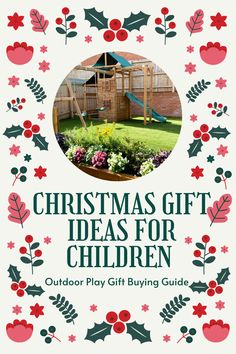 There are less than 20 sleeps to christmas day, which doesn't leave much time for christmas shopping, especially for the kids! In this blog we share three of our top christmas gift ideas for children. #climbingframes #christmasgiftideas #christmaspresentideas #christmas #giftbuyingguide #giftbuyingchildren Wooden Climbing Frame, Climbing Frames, Top Christmas Gifts, Christmas Shopping, Sleeps To Christmas, Buried Treasure, Heart For Kids, Outdoor Play, Big Kids