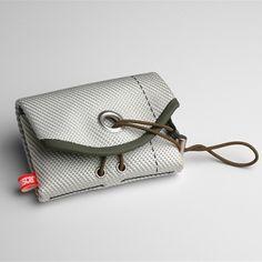BRANDMEISTER - Geldbörse aus Feuerwehrschlauch