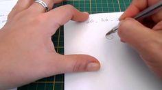 Tricô : Como fazer método top down com mangas raglan - parte 1