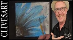 acrylic painting for beginners - YouTube