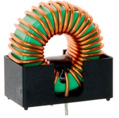 There are different types of inductors like air, iron, & ferrite core. And factors affecting inductance are turns, material, cross section of the coil. Electrical Components, Electrical Wiring, Different Types, Circuit Diagram, Electronics Projects, Arduino, Factors, Core, Technology