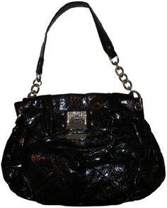 Women's Guess Purse Handbag Kendall Black GUESS, http://www.amazon.com/dp/B0053PX6B2/ref=cm_sw_r_pi_dp_K17pqb0B3PFVN