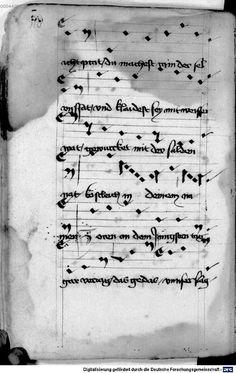 Mönch von Salzburg. Oswald von Wolkenstein: Geistliche Lieder mit Melodien Bayern/Österreich, erste Hälfte 15. Jh.: 3. Viertel 15. Jh. Cgm 715 Folio 134