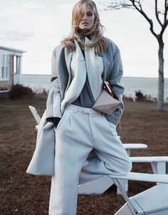 leauxnoir: stormtrooperfashion: Toni Garrn by Benny Horne for Vogue Ukraine, January 2014 WOW