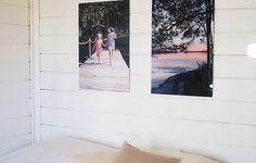Nappaa sisustusbloggaajan vinkit! At Maria's -bloggaaja innostui galleriatauluista Polaroid Film