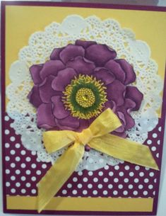 Blendabilities Bloom by Nan Cee's - Cards and Paper Crafts at Splitcoaststampers