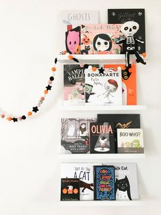 halloween reading list