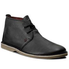 Μποτάκια GUESS - Alex FMALX3 LEA09 BLACK Boots, Black, Fashion, Shearling Boots, Moda, Black People, Fashion Styles, Shoe Boot, All Black