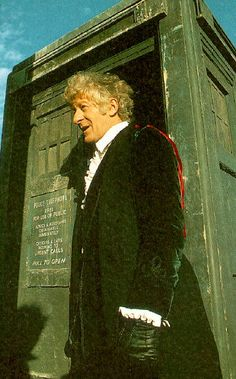 From the archives of the 12th Doctor