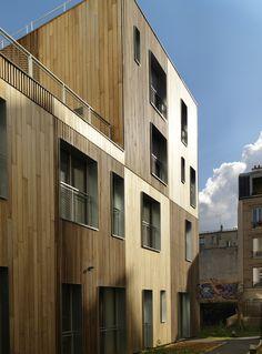 Edificio de viviendas / SOA Architectes