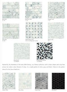 Fashionable Interiors: Walker Zanger Tile