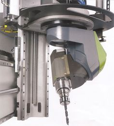CNCTheCity - 5-Axis Technology