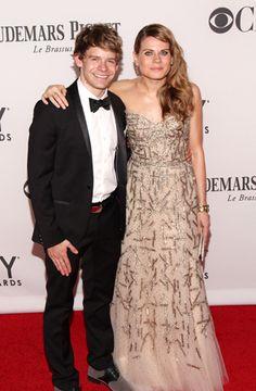 Andrew Keenan Bolger and Celia Keenan Bolger  (© Tristan Fuge)