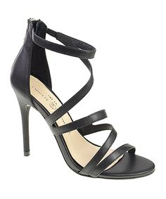 291e00b8b Take a look at this Black Lalli Leather Sandal today! Sandalias De Cuero,  Lavadero