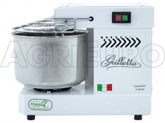 Famag Grilletta IM 5 dough mixer, single-phase electric motor - 5 kg