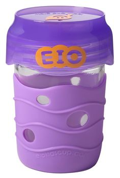 EIO 8oz Kids Training Cup- Purple. Starting at $1 on Tophatter.com!