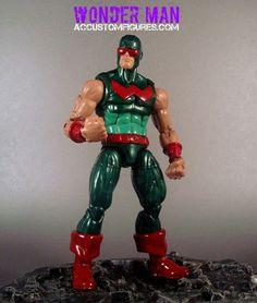 Wonder Man (Avengers #9) (Marvel Legends) Custom Action Figure