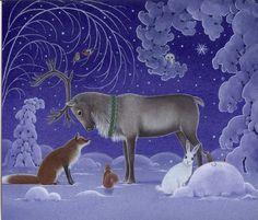 eva melhuish | Christmas Magic / Eva Melhuish. Обсуждение на LiveInternet ...